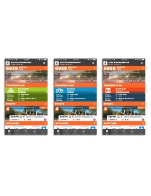 The Companion App will help monitor progress