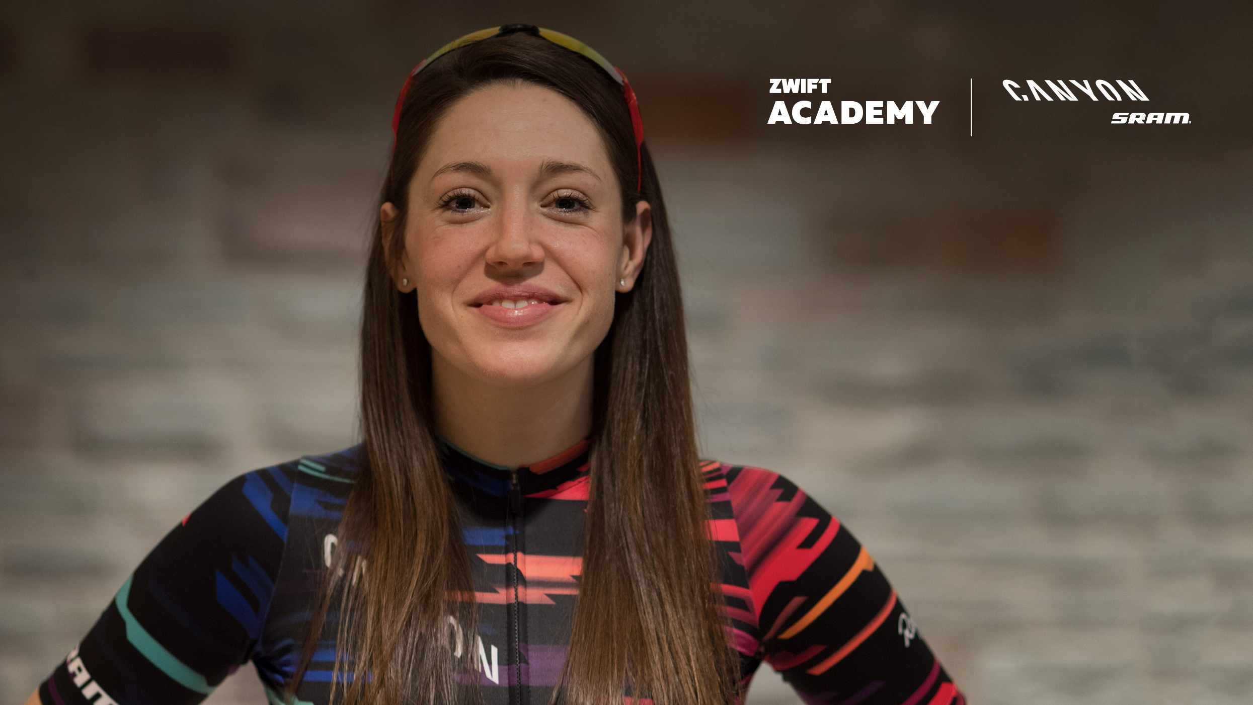 Tanja Erath won the 2017 Zwift Academy and a contract with pro cycling team Canyon//SRAM