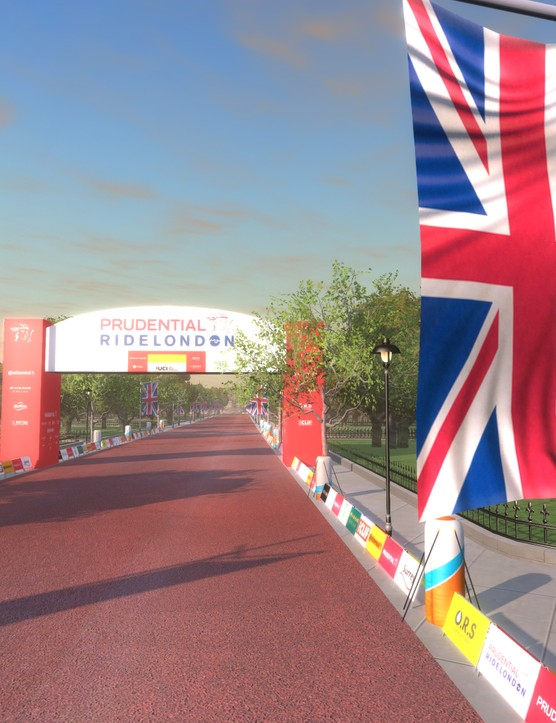 More than 100,000 riders will participate in the real-life RideLondon events this weekend, but Zwift is allowing more riders from all around the world access to its 3D course