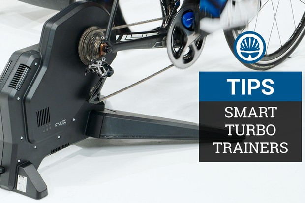 5 tips for using a smart trainer