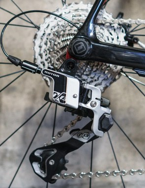 I've spent the last few weeks riding Rotor's 1x13 groupset. It is not perfect