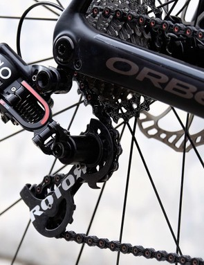 The groupset follows on from 2016's Uno