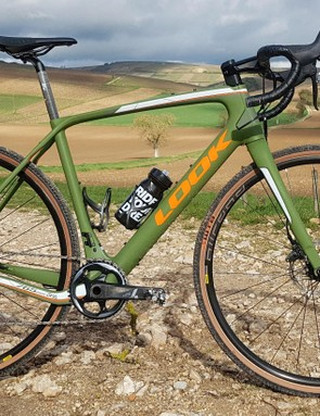 The 765 RS Gravel is Look's first dedicated gravel bike