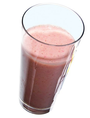 Berry power shake