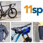 11spd: Kit from Mission Workshop and 7Mesh, wheels from Crankbrothers, Specialized's Venge and more