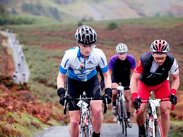 The Etape Cymru, one of my tougher days at the office