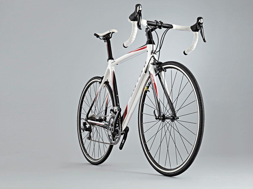 FSA Gossamer 31.6x350mm Road Bicycle Black Seatpost