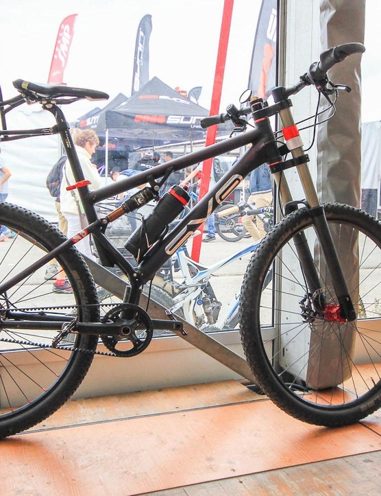 There's always one and this bike is it. Unified rear triangle? Tick. Belt drive? Tick. Hub gear? Also a tick