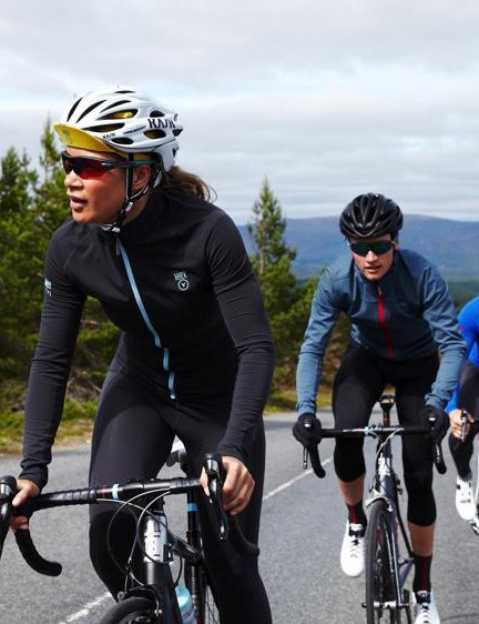 The Hoy Vulpine clothing range launched in early 2015
