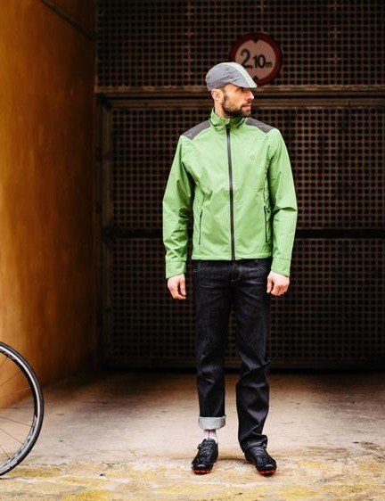 Vulpine clothing has a casual appearance, while still being specifically designed for cycling
