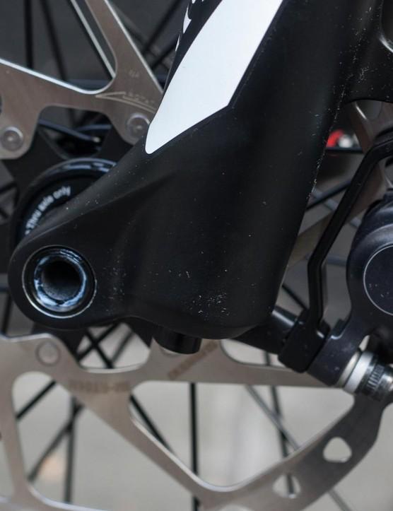 Shimano SLX brakes are never a bad choice
