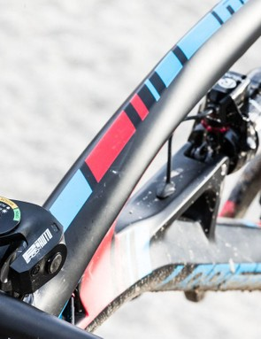 Lapierre's E:I system looks complicated, but on the trail it requires no thought
