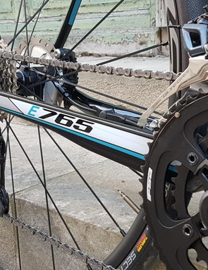 Shimano Ultegra is present on both e-765 Optimum bikes - either mechanical or Di2 depending on your budget