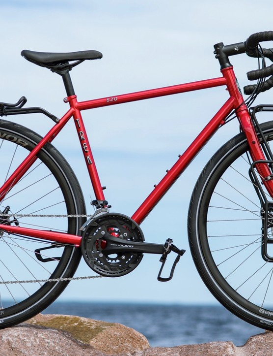 Trek's 520 is still going strong after 35 years and the 2019 is ready to rock and roll