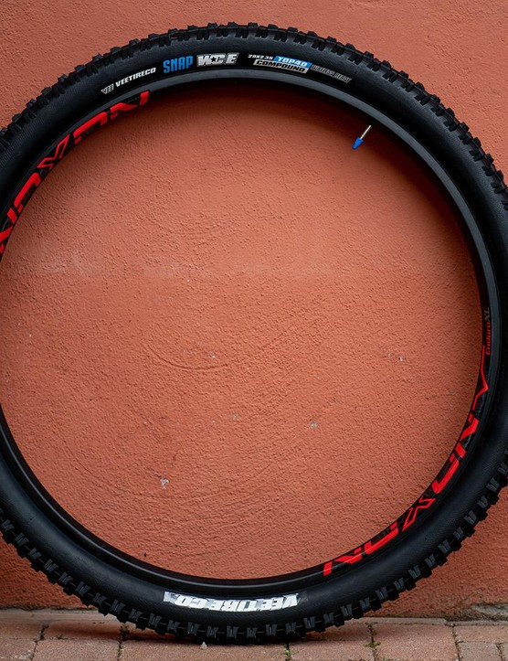The Snap WCE is a DH/enduro tyre