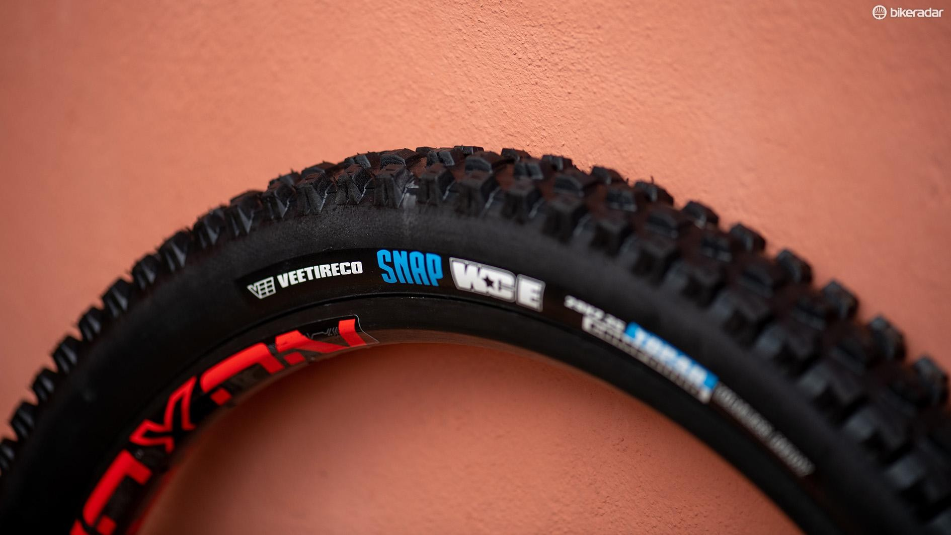 Vee Tire Co is relatively unknown on the MTB scene
