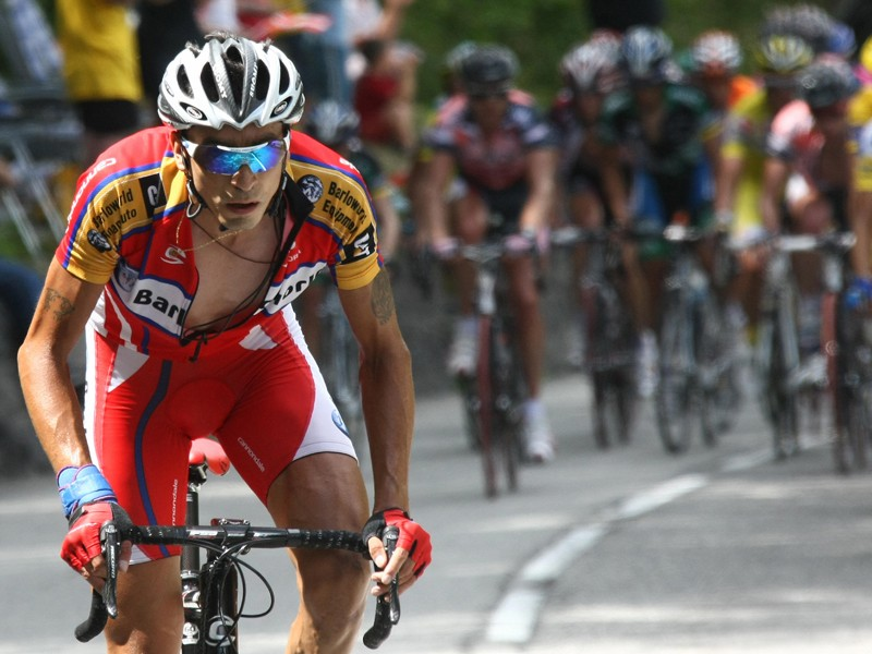 Juan Mauricio Soler is a strong candidate for the mountains jersey