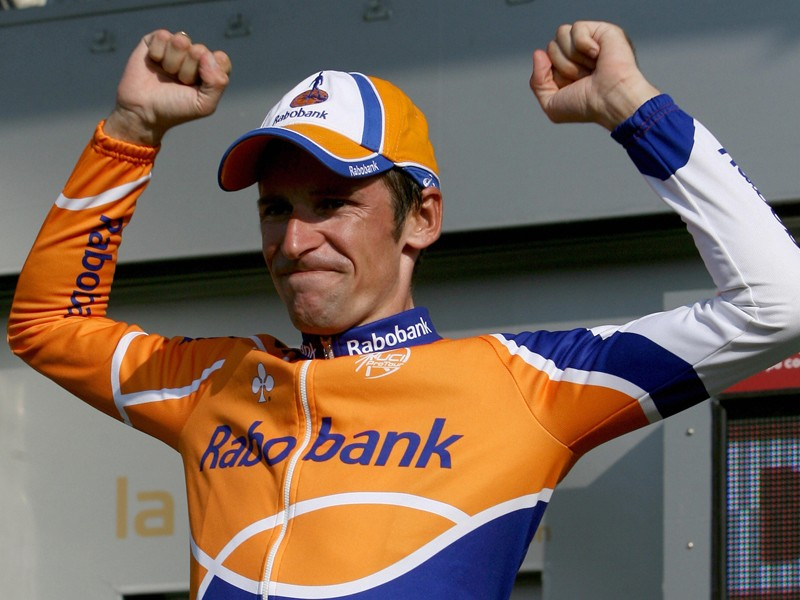 Denis Menchov has two grand tour wins to his credit