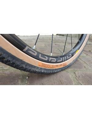 Look is speccing WTB tyres across the gravel range