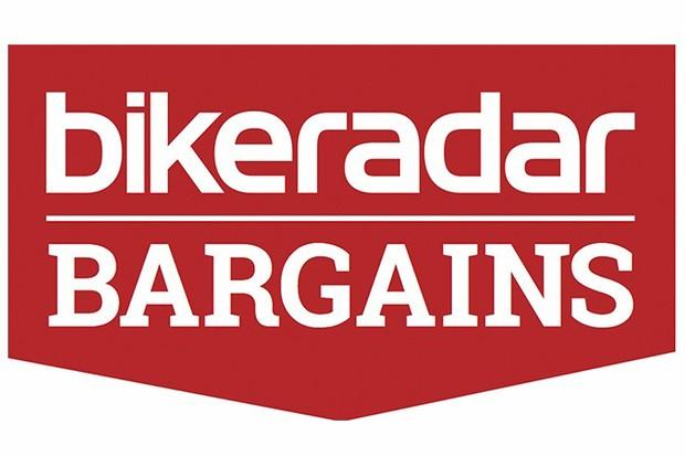 BikeRadar Bargains logo