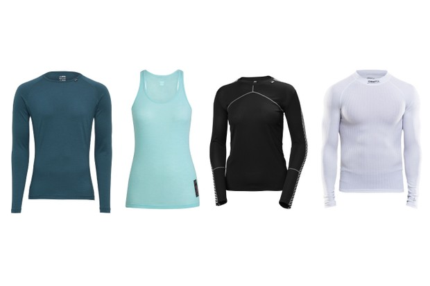 Cycling baselayers