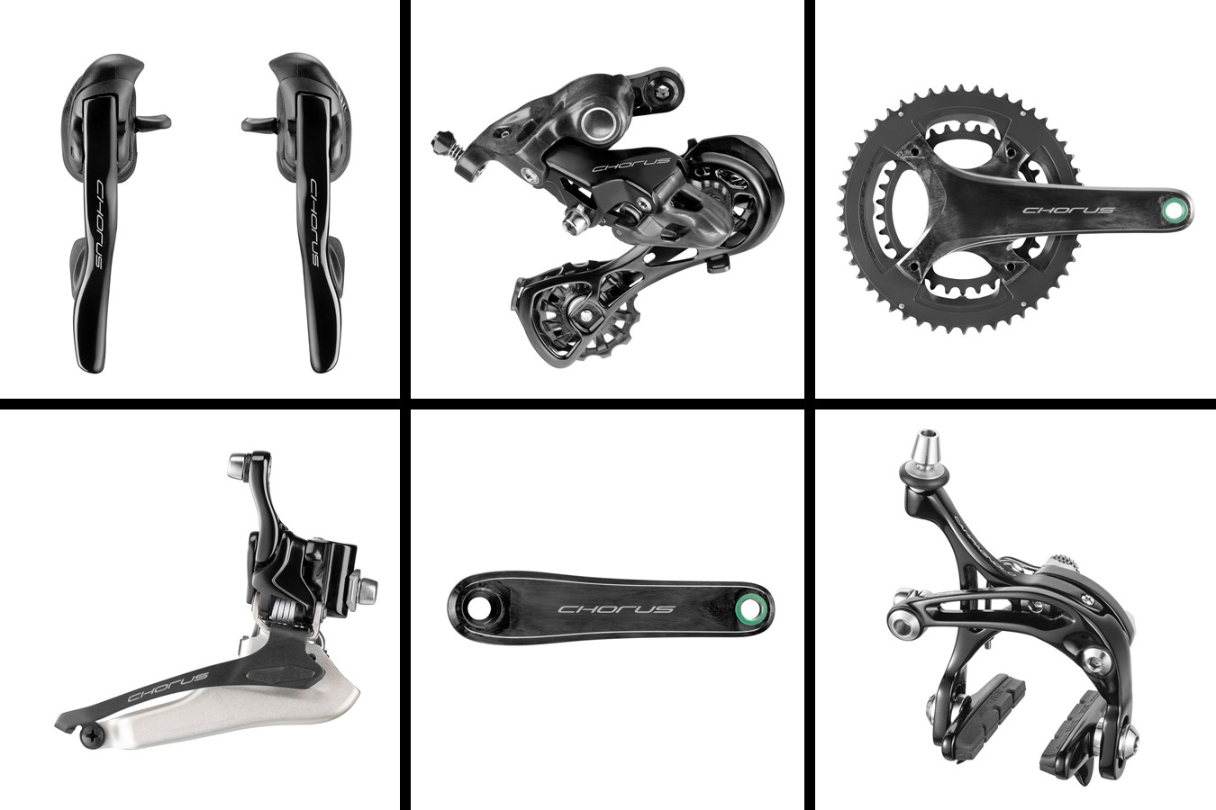 Campagnolo's Chorus 12-speed groupset