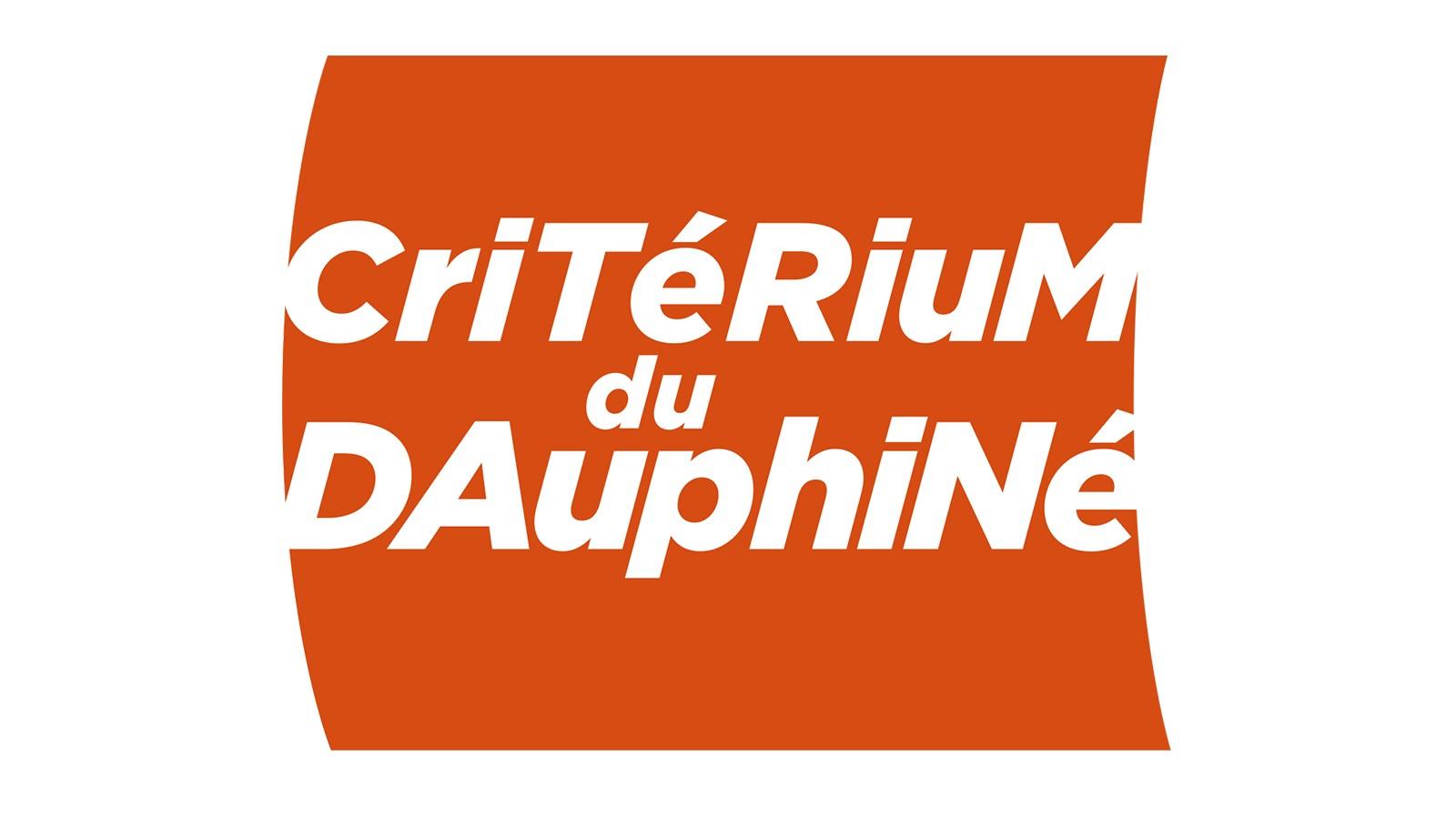 Criterium du Dauphine logo