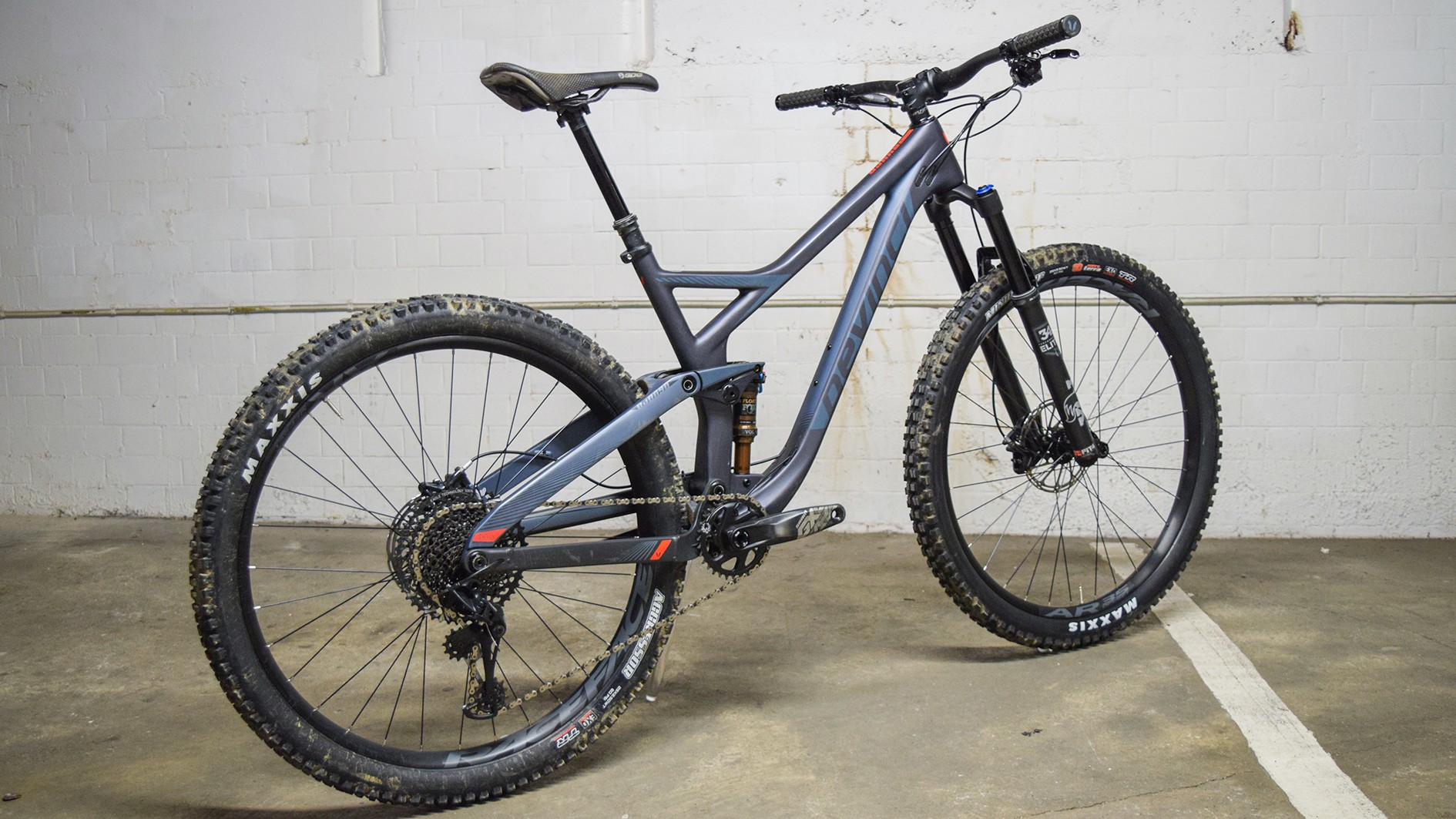 Devinci Django trail bike