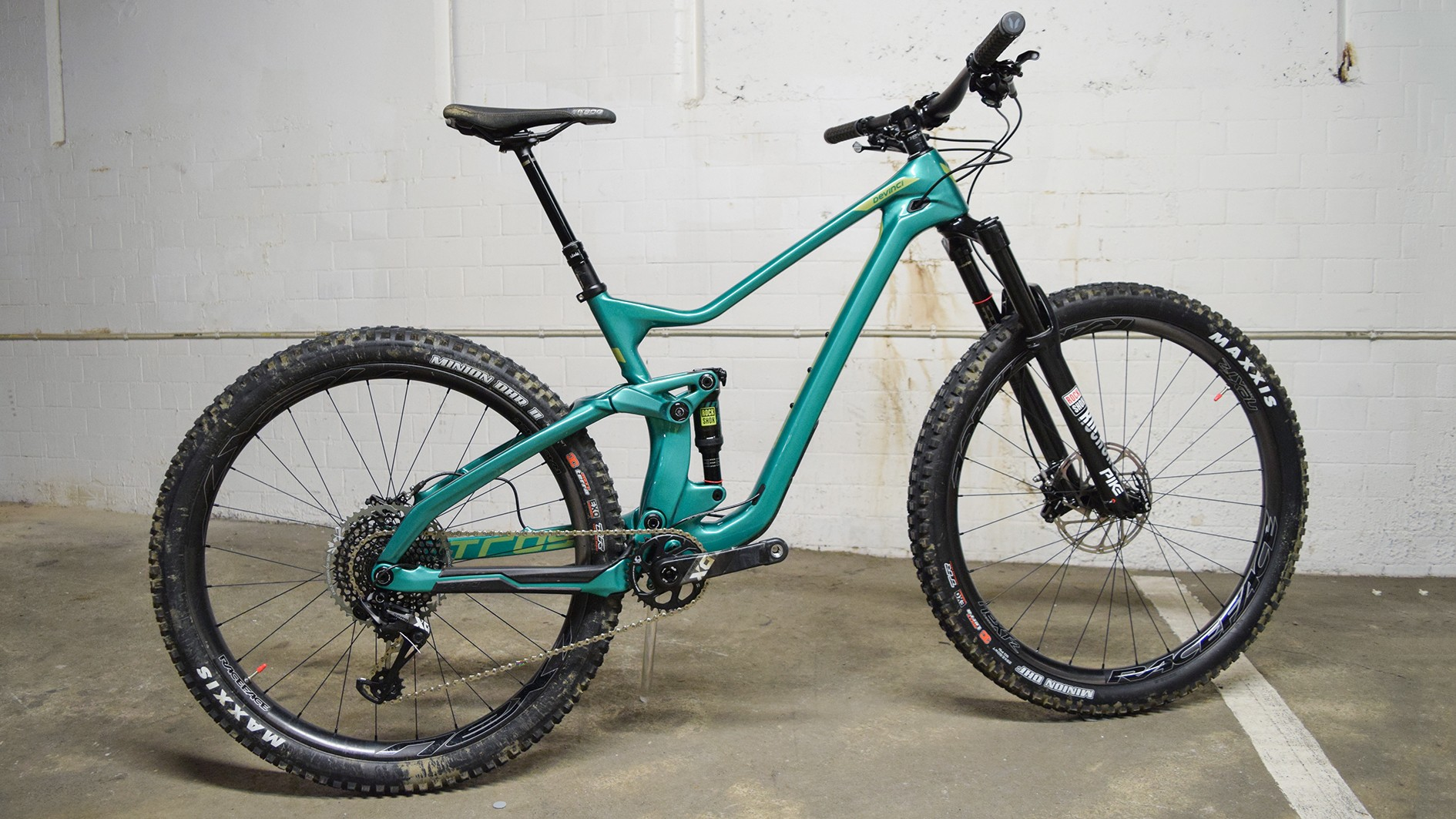 Devinci Troy all-mountain bike