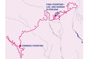Giro Rosa 2019 stage 7 route map