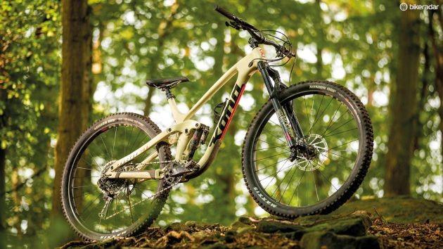 Kona Process 153 29er mountain bike