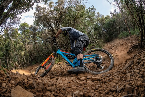 Check out our initial impression of these new hard-charging bikes