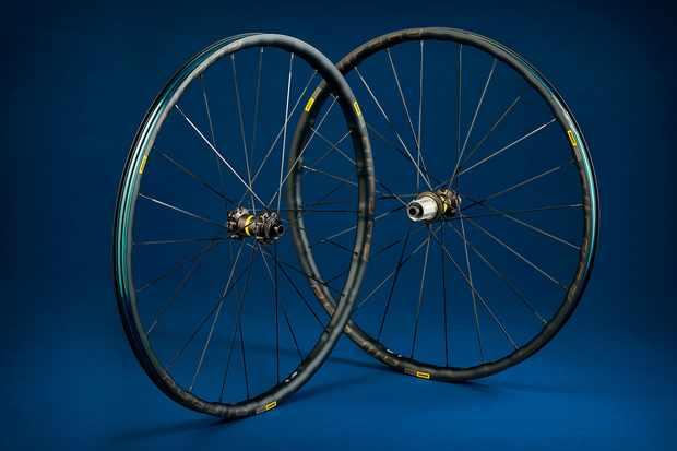 Mavic Allroad Elite Road+ Disc wheels