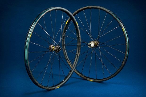 Mavic Allroad Elite Road+ Disc wheels