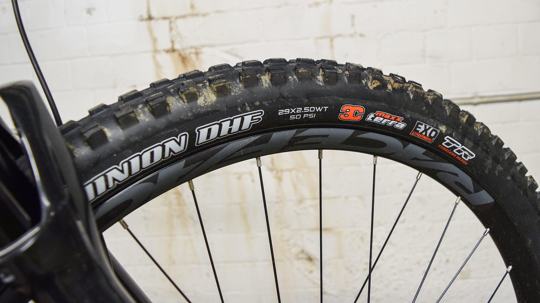 Maxxis Minion 3C Maxx Terra EXO protection tyres