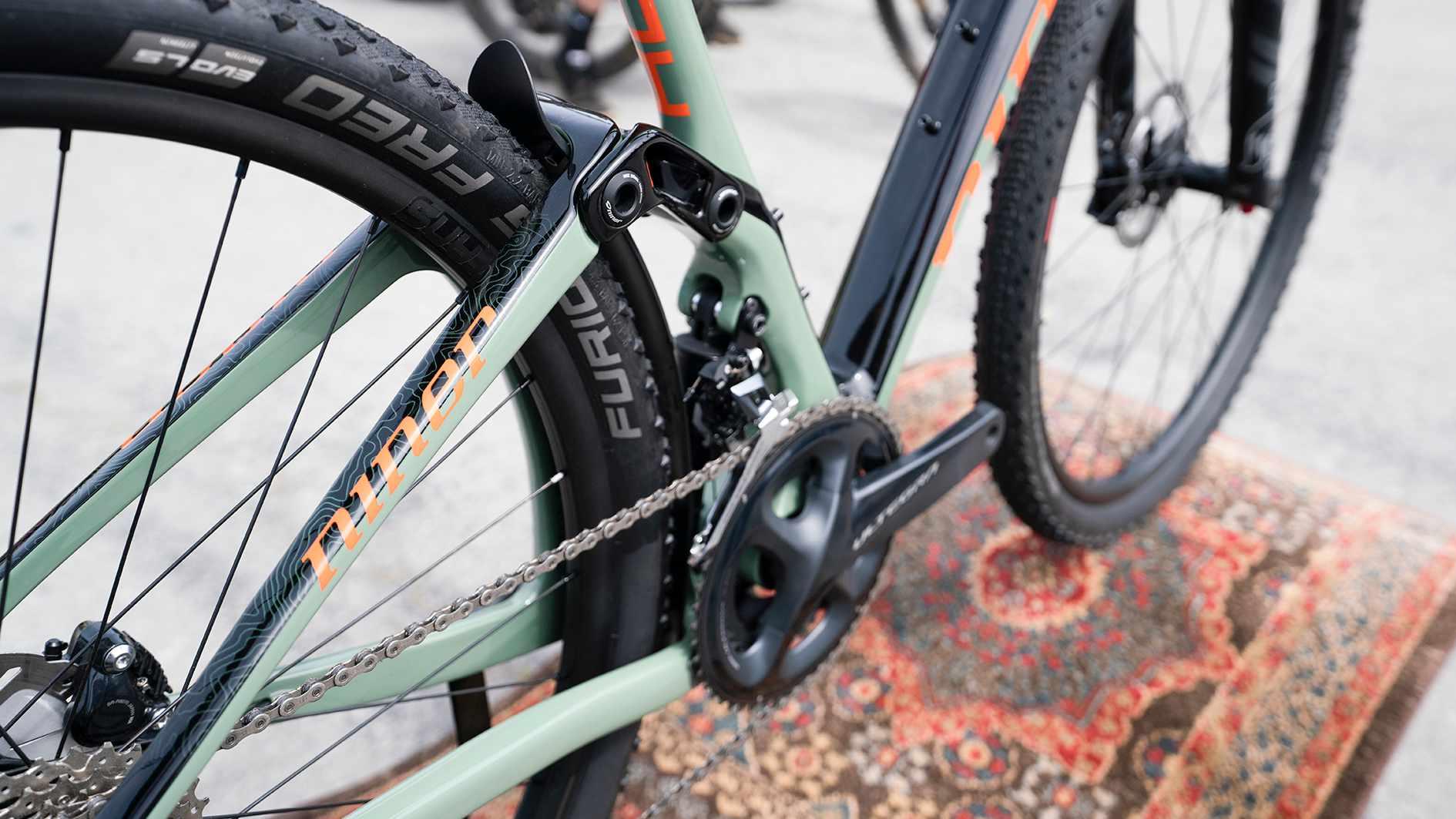Niner MCR 9 RDO full-suspension gravel bike