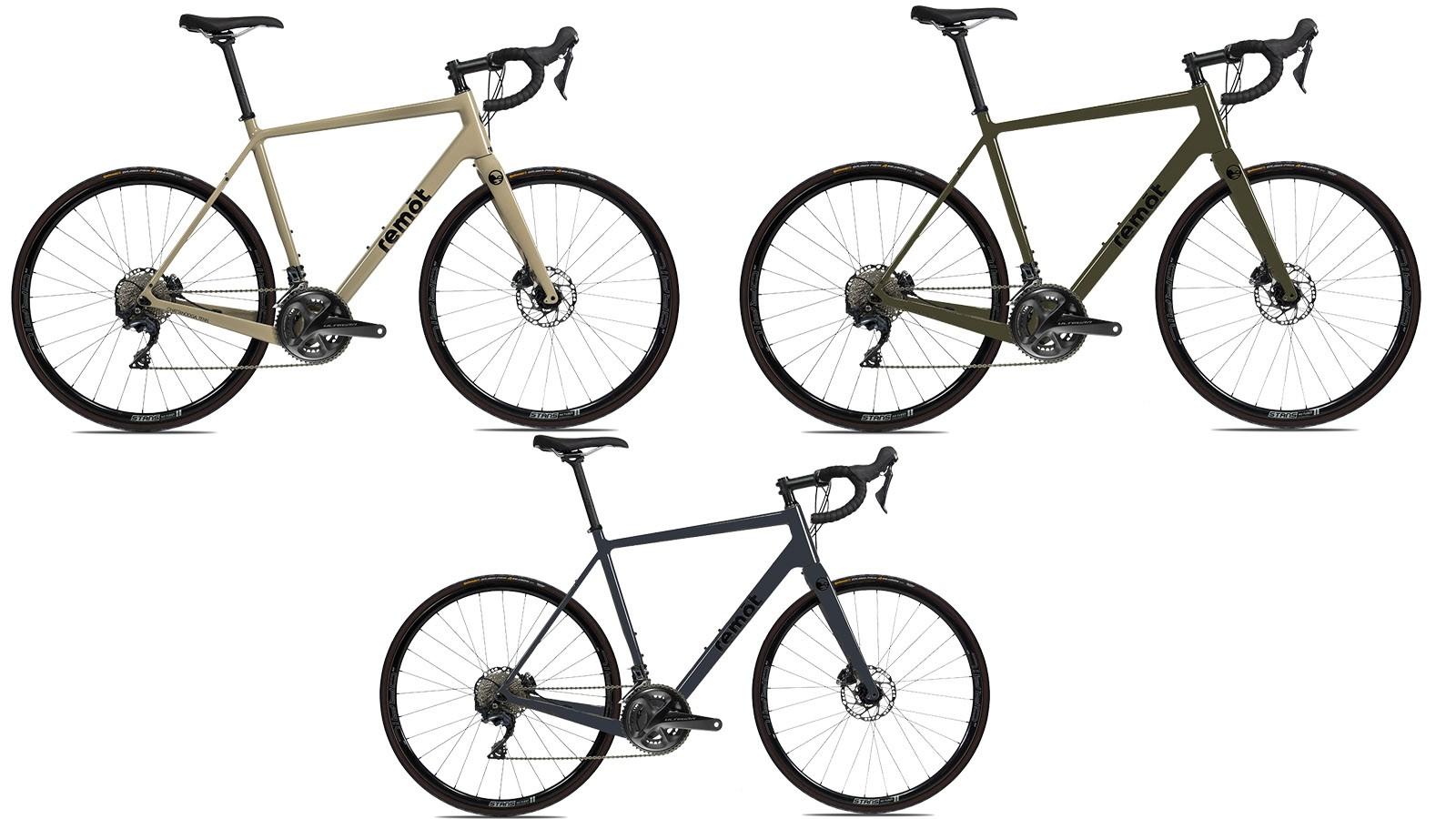 Remot's Baseline All Road bike