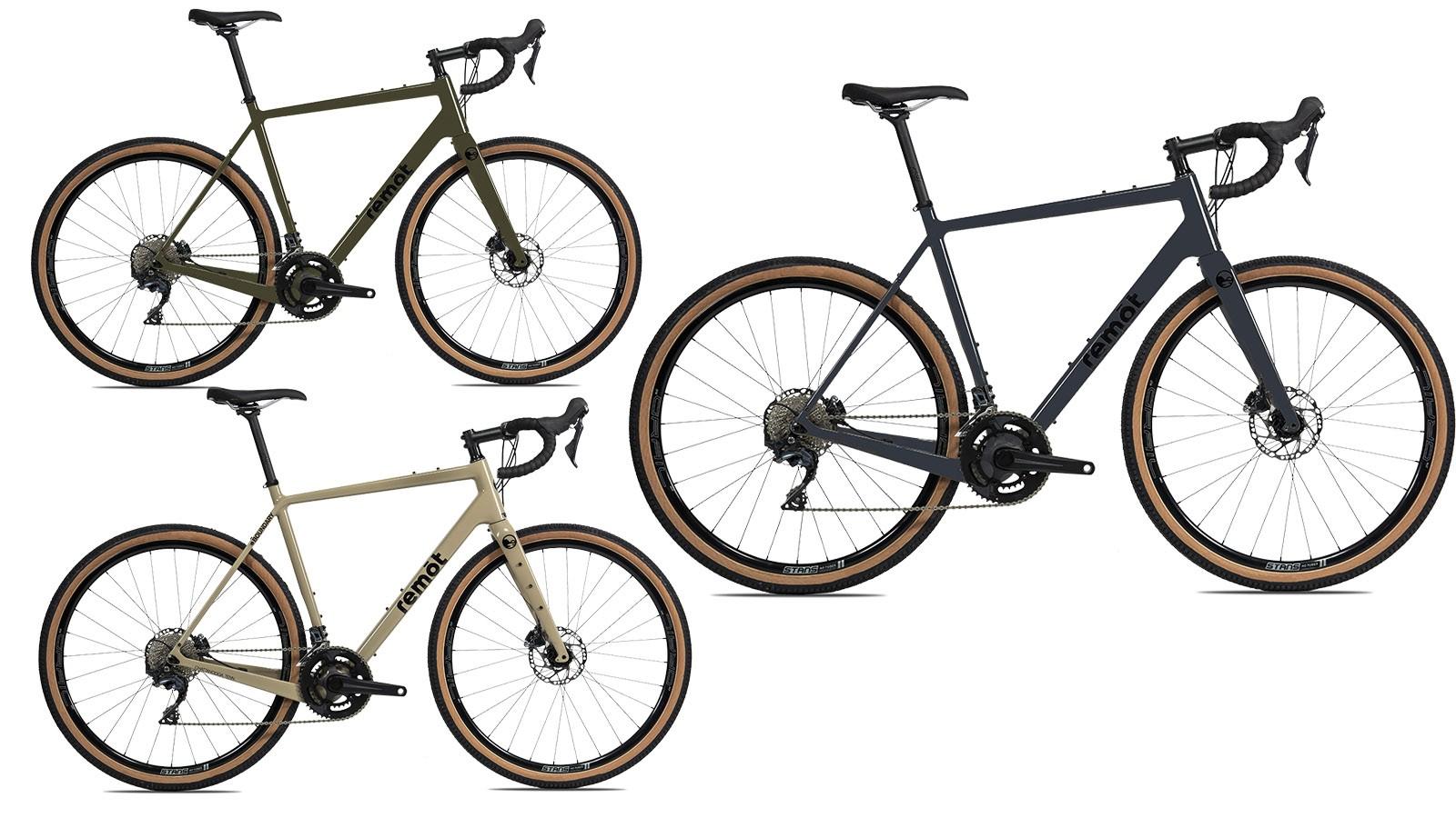 Remot's Boundary Gravel bike