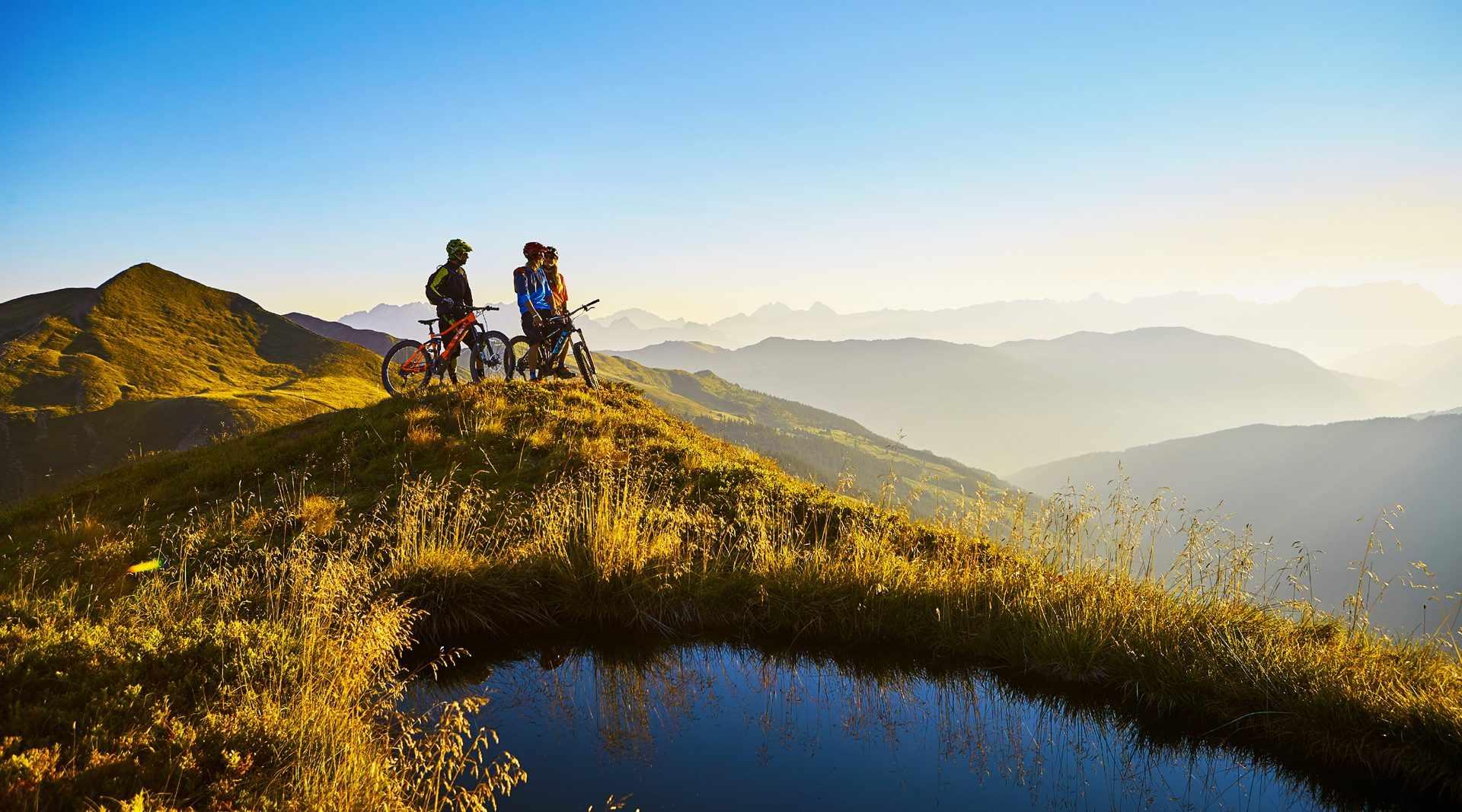 Saalbach Hinterglemm Mountain biking