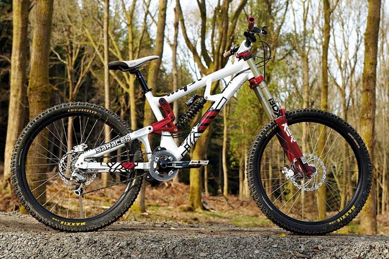 Saracen mountain bikes