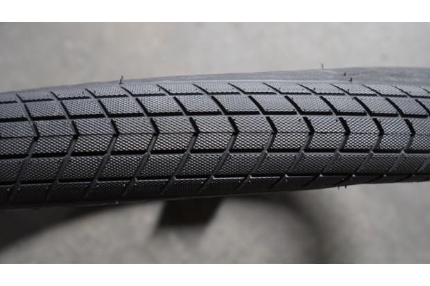 Schwalbe Super Moto-X tyres - tread closeup