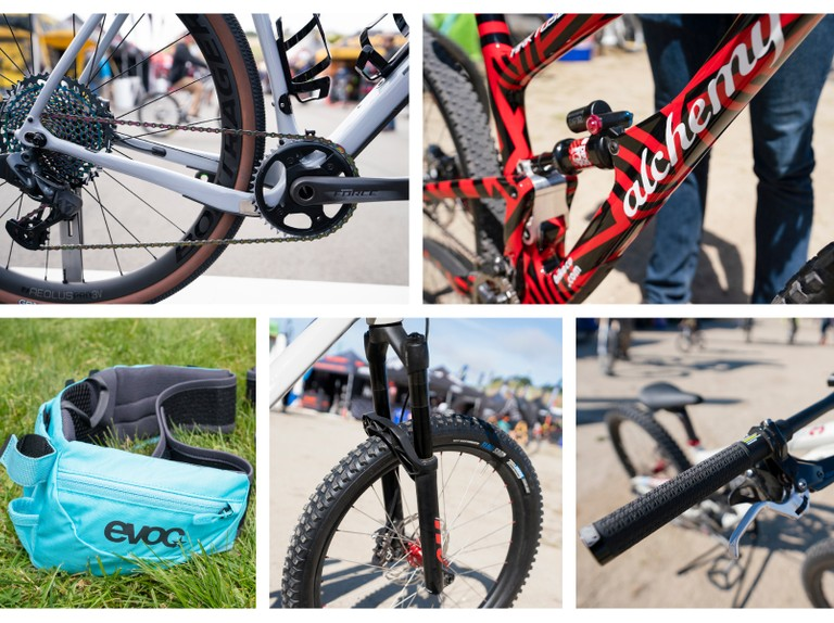 Sea Otter 2019 gallery: Trek's Checkpoint SL, Manitou JUNIT fork and the Evoc Race Belt