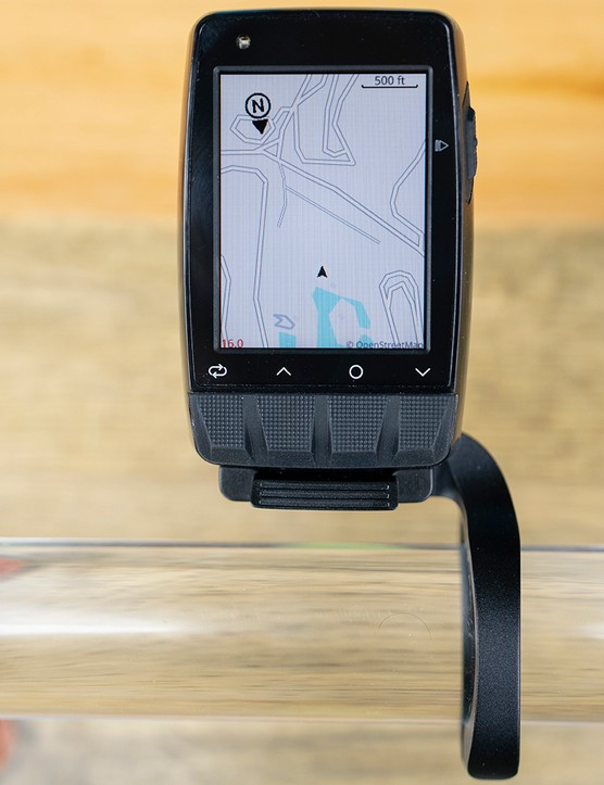 M50 Stages GPS computer