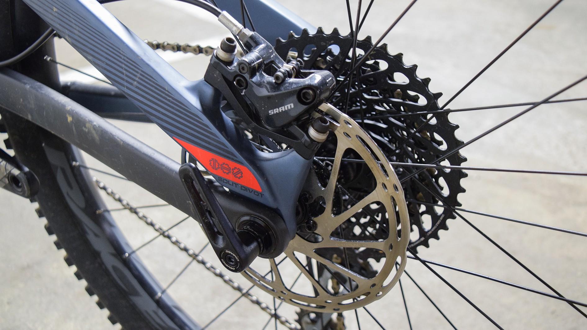 SRAM Level brakes
