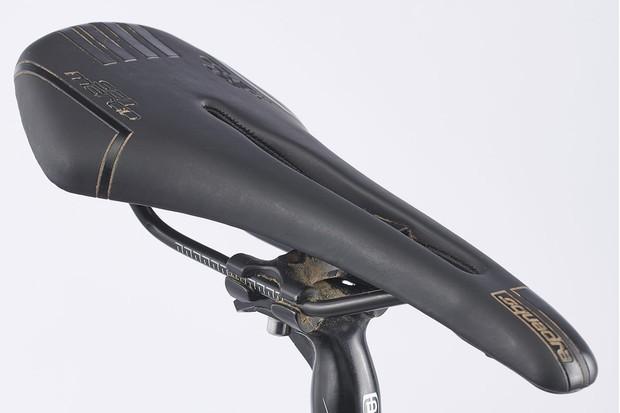 Road bike Selle Italia Squadra saddle