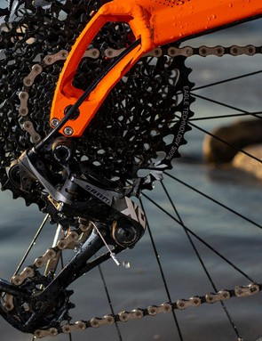It's hard to argue with the performance of SRAM's Eagle gearing
