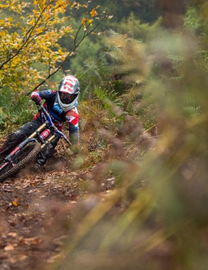 Smashing loose turns all winter is the ideal prep for a season on the World Cup circuit