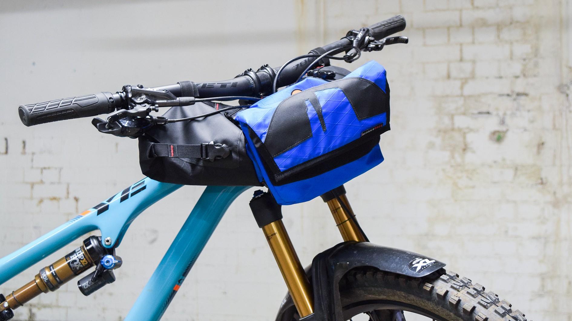 Bedrock Bikepacking Moab bag