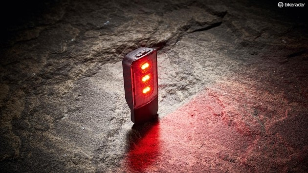 rear light for road cycling