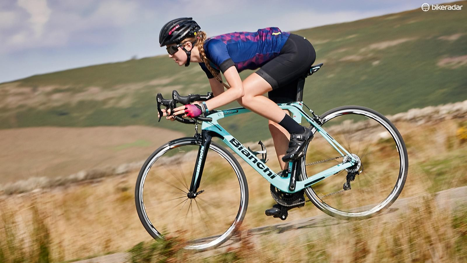 It's at its best on long rides, where the Countervail will keep you more comfortable for longer